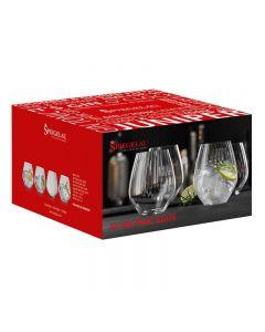 Set 4 Vasos Cristal Spiegelau Gin Tonic