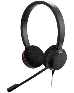 Audífonos Estéreo Jabra Evolve 20 UC Negro