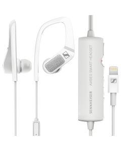 Audífonos Sennheiser AMBEO  3D - Conector Lightning (iPhone) - Blanco