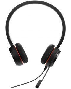 Audífonos Estéreo Jabra Evolve 30 UC Negro