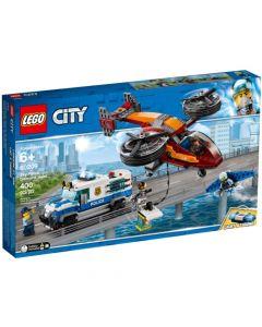 Lego Policía Aérea: Robo Del Diamante