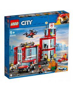 Lego Parque De Bomberos