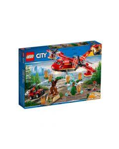 Lego Avión De Bomberos
