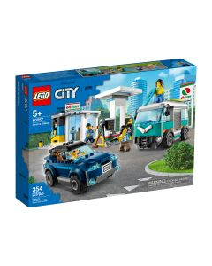Gasolinera LEGO CITY