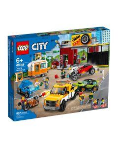 Taller de Tuneo LEGO CITY
