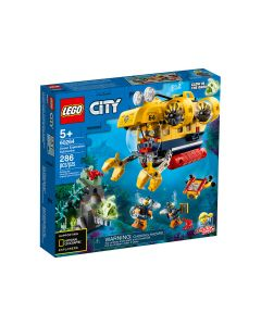 Océano: Submarino de Exploración LEGO CITY