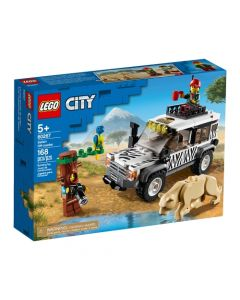 Lego Todoterreno De Safari