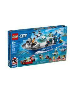 Police Patrol Boat LEGO CITY