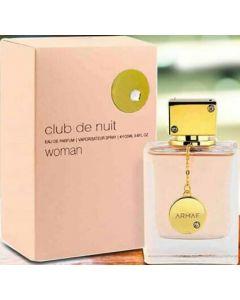 Perfume Armaf Club de Nuit Woman Edp Mujer 105 ml