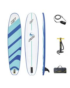 Tabla Surf 8¨ Bestway Compact 243x57cm Inflable