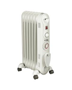 Calefactor Oleo URSUS TROTTER UT S7T Blanco