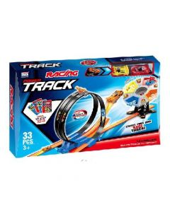 Pista Auto Spin Force 68828 Racing Power Track