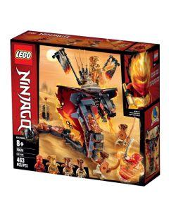 Lego Colmillo De Fuego