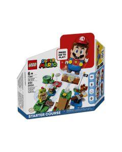 Recorrido Inicial: Aventuras con MASIVAario LEGO SUPER MARIO