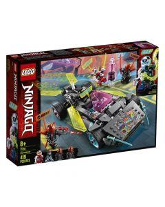 Lego Coche Ninja Tuneado