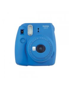 Cámara Fotográfica Instantánea Fujifilm Instax Mini 9 Azul