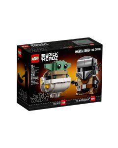 El Mandaloriano y el Niño LEGO STAR WARS