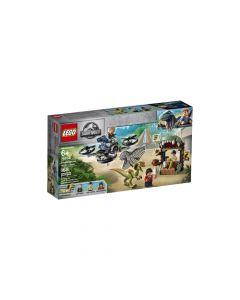 Lego Dilofosaurio A La Fuga
