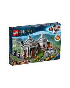 Cabaña de Hagrid: Rescate de Buckbeak LEGO HARRY POTTER