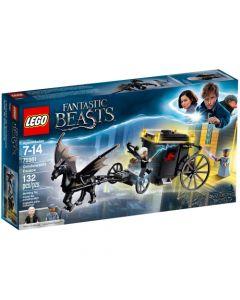 Lego Huida De Grindelwald