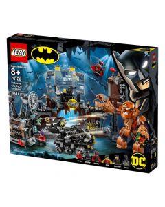 Lego Batcave Clayface Invasion