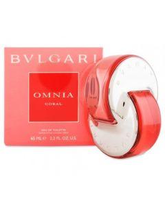 Perfume Bvlgari Omnia Coral Edt 65 Ml Mujer