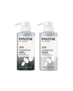 Pack Pantene Premium Blends Charcoal 300ml