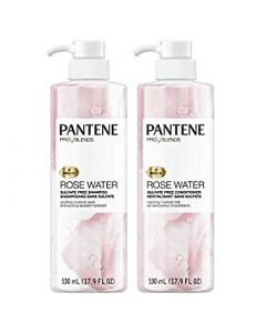 Pack Pantene Premium Blends Rose Water 300ml