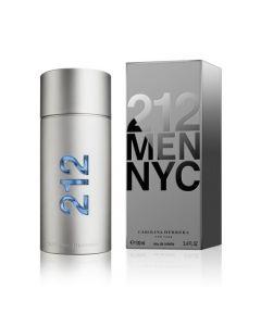 Perfume Carolina Herrera 212 Men EDT 100 ml (H)