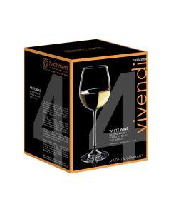 Set 4 Copas Cristal Nachtmann Vino Blanco Vivendi 474 ml