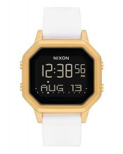 Reloj Siren SS Gold / White Nixon