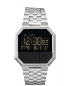 Reloj Digital Nixon Re-Run M Black