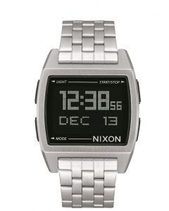 Reloj Digital Nixon Base Black