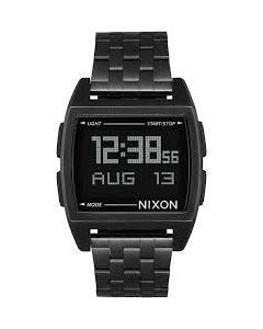 Reloj Base All Black Nixon