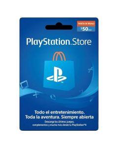 Gift Card PSN $50 USD Chile