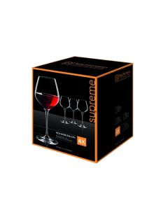 Set 4 Copas Cristal Nachtmann Champagne Supreme 300 ml