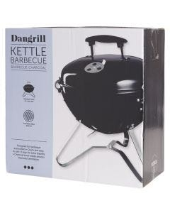Mini Parrilla Carbón Dangrill Kettle Barbecue