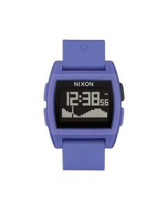 Reloj Digital Nixon Base Tide Purple