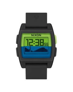 Reloj Digital Nixon Base Tide Negro