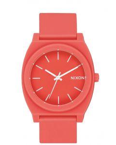 Reloj Análogo Nixon Time Teller P Matte Coral