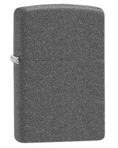 Encendedor Zippo Classic Iron Stone Gris
