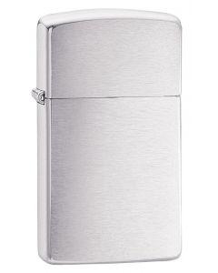 Encendedor Zippo Satin Chrome Slim Lighter Plata