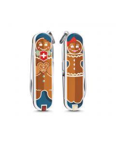 Navaja Victorinox Classic Gingerbread Love