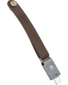 Pendrive USB-C/USB-A Adam Elements Roma 64 GB Gris
