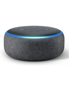 Asistente Amazon Alexa Echo Dot AMZ-B0792KTHKJ 3Ge Charcoal