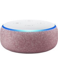Parlante Alexa Amazon Echo Dot 3ra gen - Ciruela