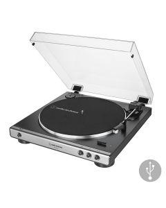 Tornamesa Audiotechnica USB LP120XUSB Negra