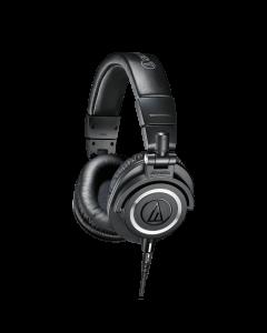 Audífono Audiotechnica ATH-M50x Negro