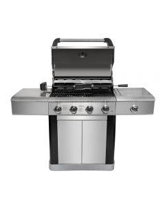 Parrilla Chicago 4Q BBQ Grill BBQ403GCQL Inox