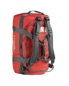 Bolso National Geographic Travel Duffle 80 Lts. Rojo